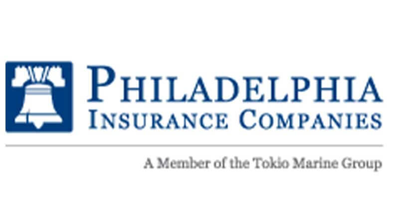 philadelphia insurance logo - top rated insurance coverage agency cliffside park new jersey