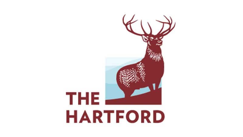 the hartford insurance logo - top rated insurance coverage agency cliffside park new jersey