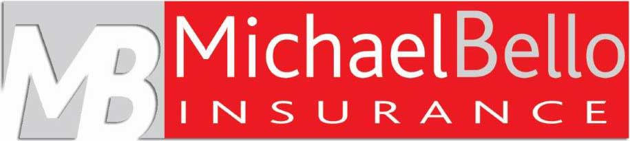 michael bello insurance logo - personal and business insurance coverage cliffside park new jersey